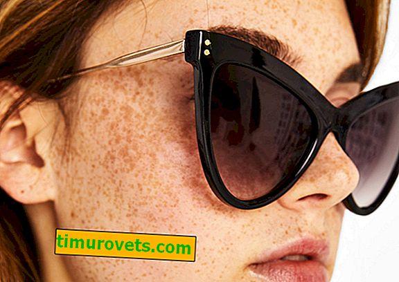 Frauen Pfifferling Sonnenbrille