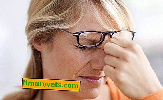 Čo robiť, ak na nosovom nose zostanú stopy okuliarov?