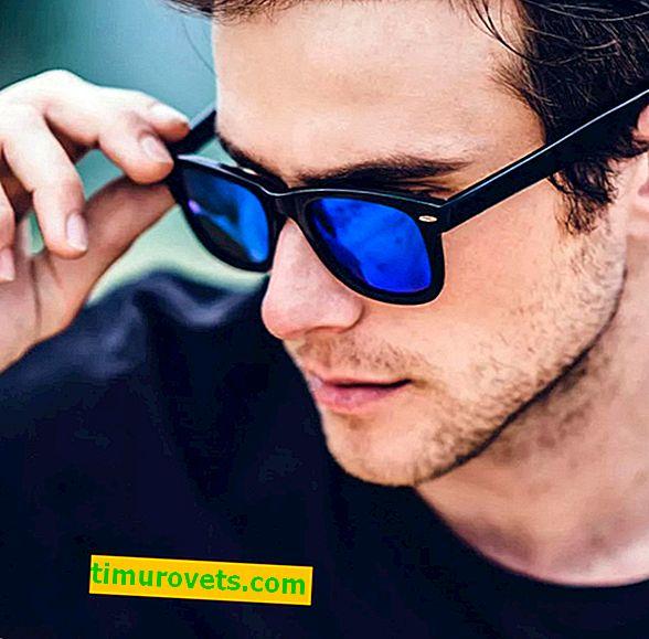 Montures de lunettes pour hommes à la mode 2019-2020