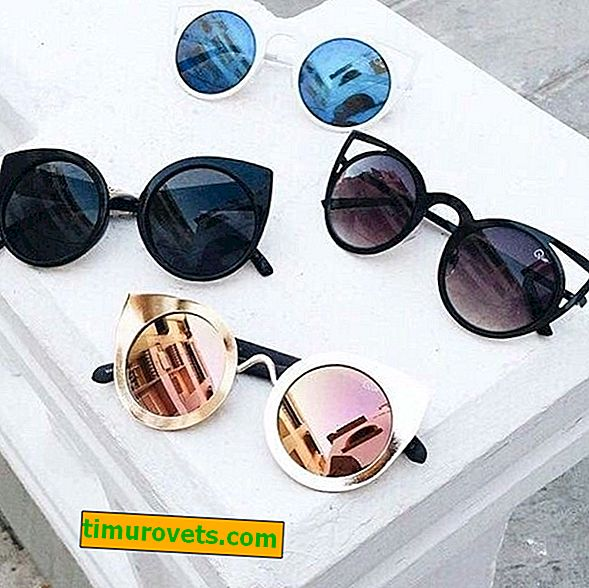 I migliori modelli di occhiali da sole da donna