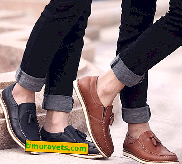 Men's Shoes Size Chart (Europe)