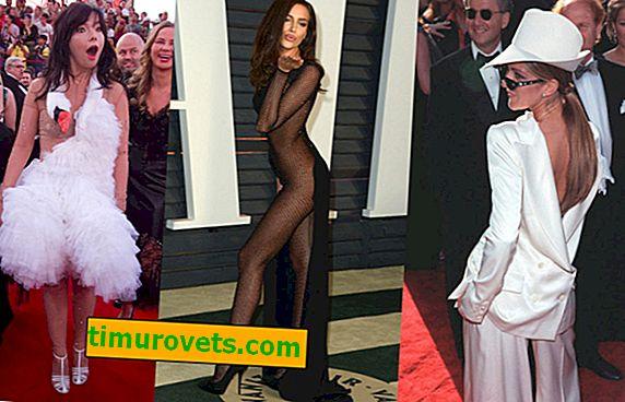 Najgore haljine za cijelu ceremoniju Oscara