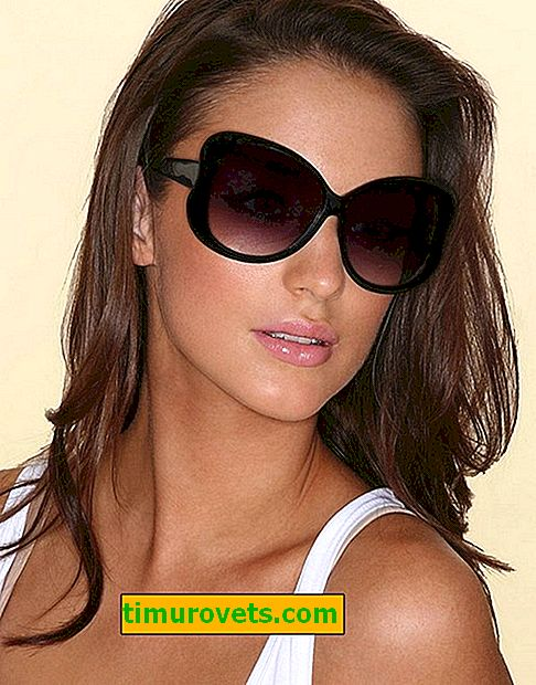 Photo papillon lunettes