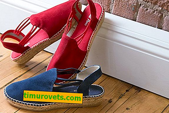 Shoes from Spain: popular brands