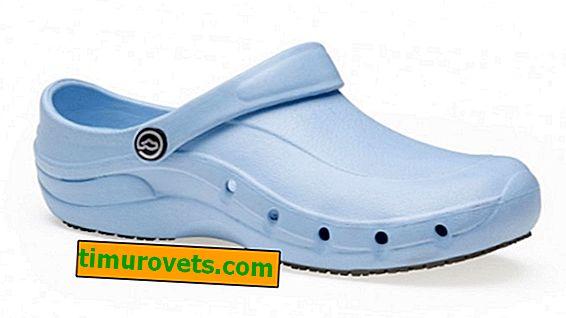 Requisitos de higiene para zapatos