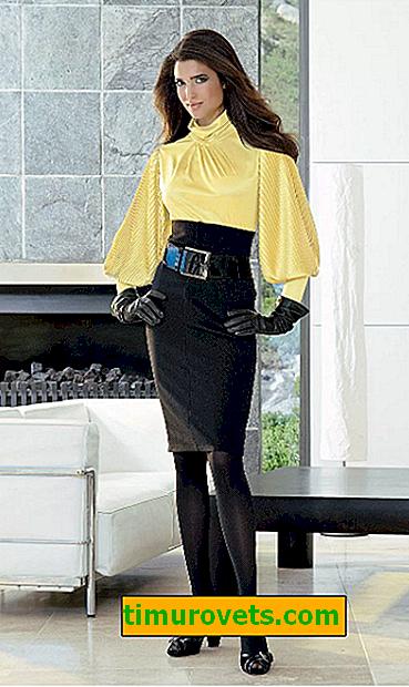 Hvordan kle jenter med liten statur, noen få regler